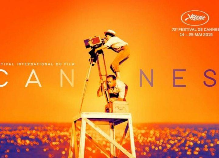 L'affiche du Festival de Cannes 2019