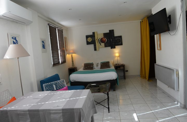MATISSE Studio avec les services de l'hotel