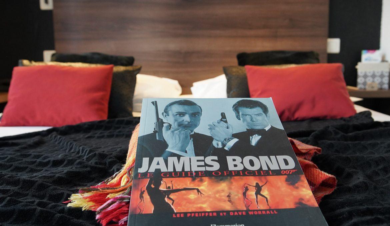 Double supérieure JAMES BOND